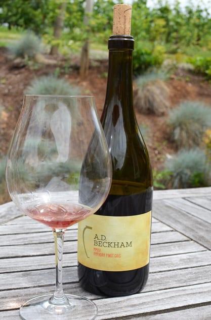 Amphora Wine - A.D. Beckham Amphora Pinot Gris