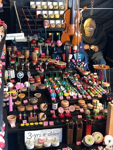 Portland's Saturday Market