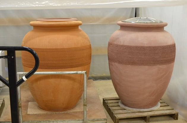The Terracotta Vessels