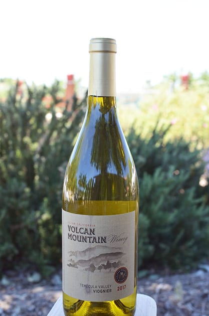 Volcan Mountain Viognier