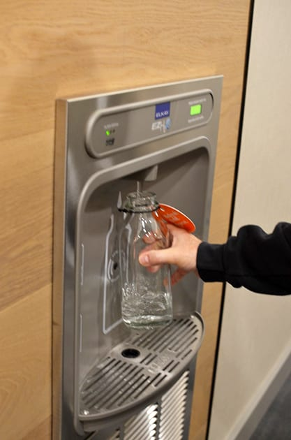 Canopy by Hilton Water Dispensor