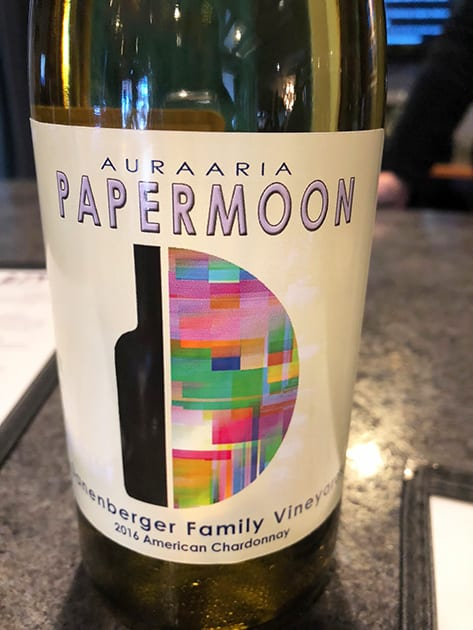 Illinois Wine - Danenberger Family Vineyards Papermoon