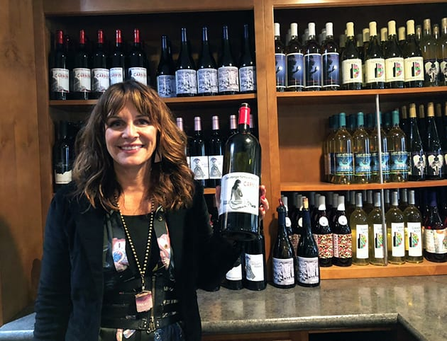 Susan Danenberger, Winemaker