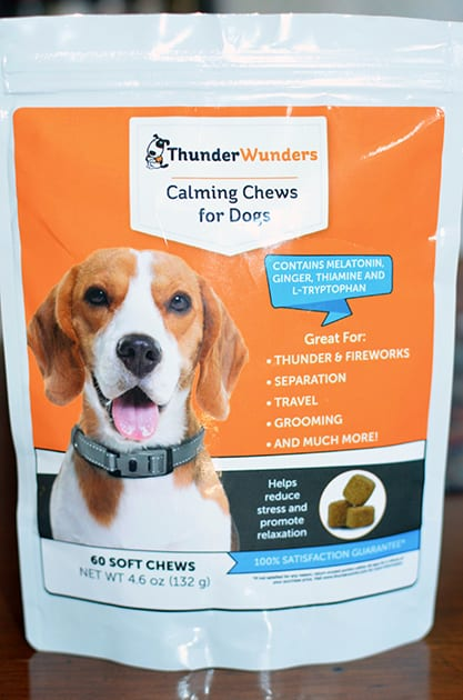 ThunderWunders Calming Chews