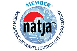 Member of the North American Travel Journalists Association
