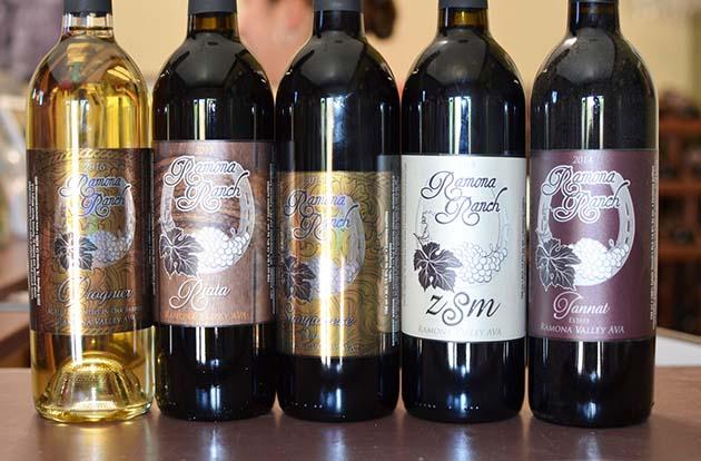 Ramona Ranch Wines