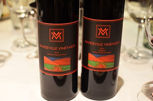 Stellar Reds - Mandeville Vineyards