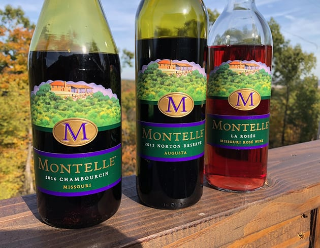 Montelle Red Wines