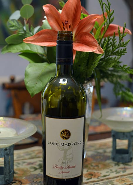 Lone Madrone Bailey Ranch Zinfandel