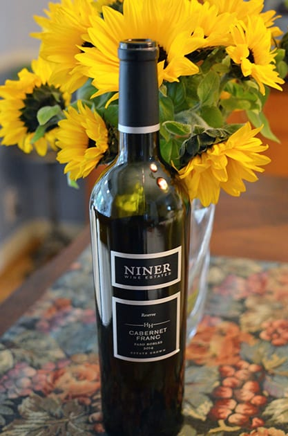 Niner Wine Estates Cabernet Franc