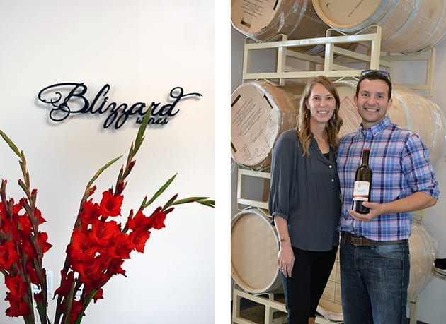 Blizzard Wines - Nick & Dana Blizzard