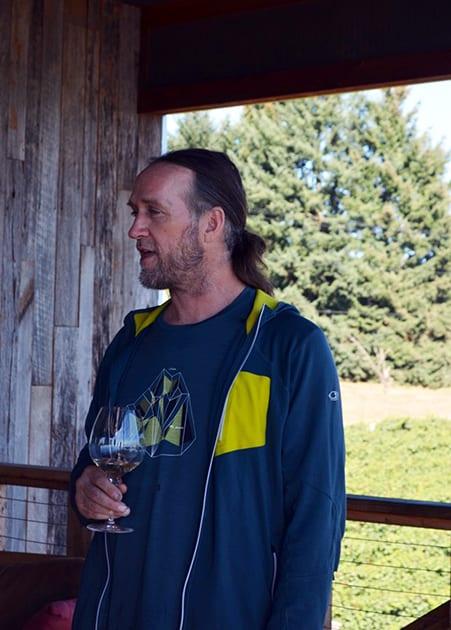 Brooks Winemaker, Chris Williams