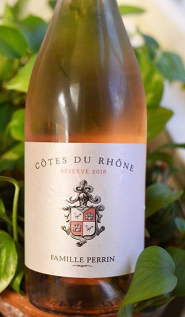 Famille Perrin Cotes Du Rhone Rose