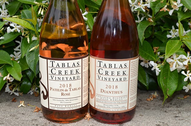 National Rose Day - Tablas Creek Vineyard Rose