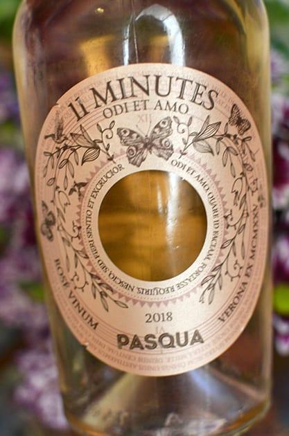 Pasqua 11 Minutes Rose