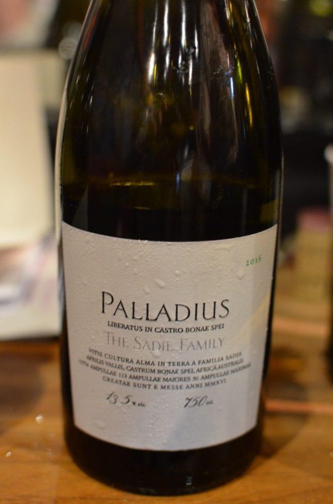 The Sadie Family Palladius