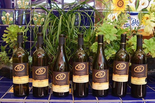 Altipiano Vineyards Wines