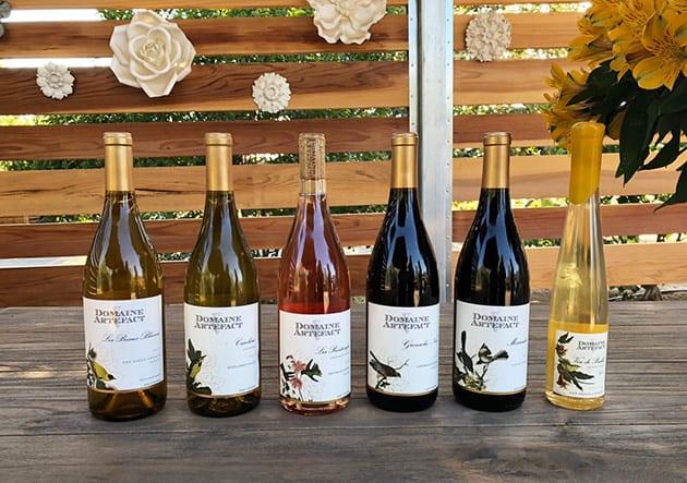 Domaine Artefact Wines