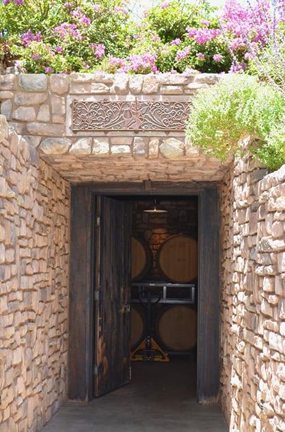 Espinosa Vineyards Cave