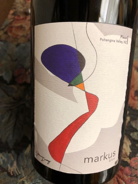 Markus Wine Co. Blue Red Wine Blends