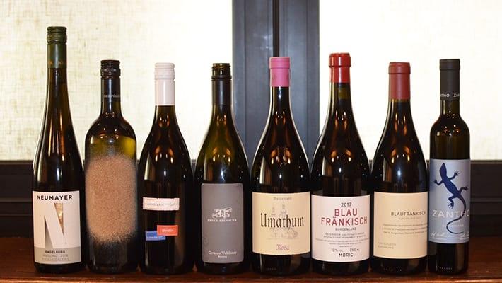 Austrian Wine