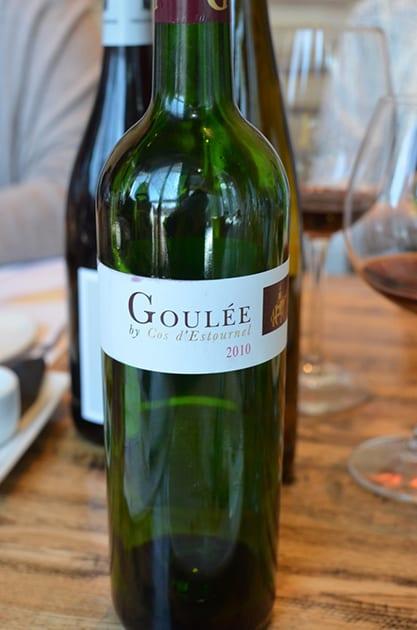 Goulee by Cos d Estournel