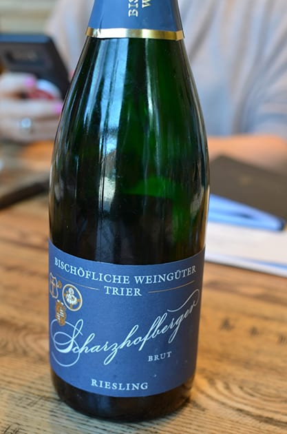 Scharzhofberger Brut Riesling