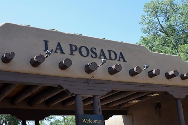 The La Posada de Santa Fe Resort & Spa