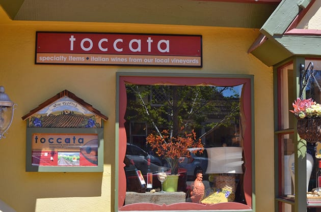 Solvang Winery: Toccata Tasting Room