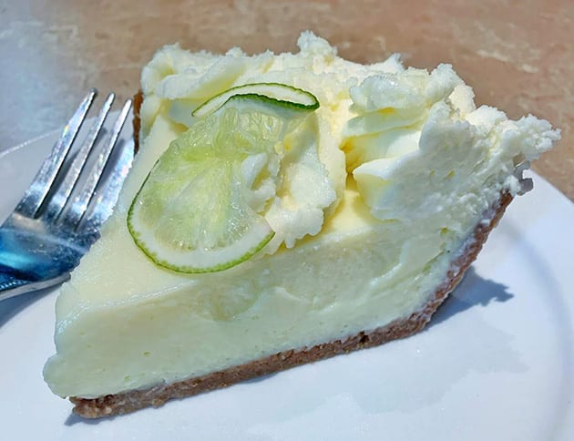 TooJay's Deli Key Lime Pie