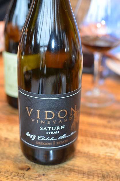 Vidon Saturn Syrah