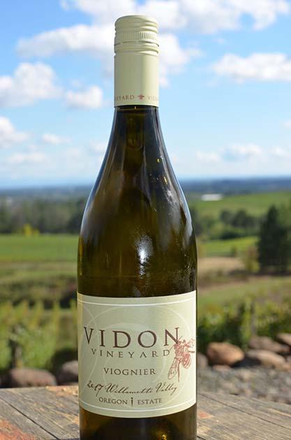 Vidon Vineyard Viognier