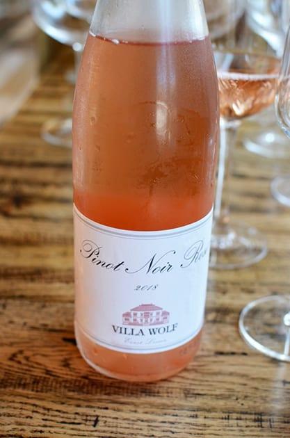 Villa Wolf Rose of Pinot Noir