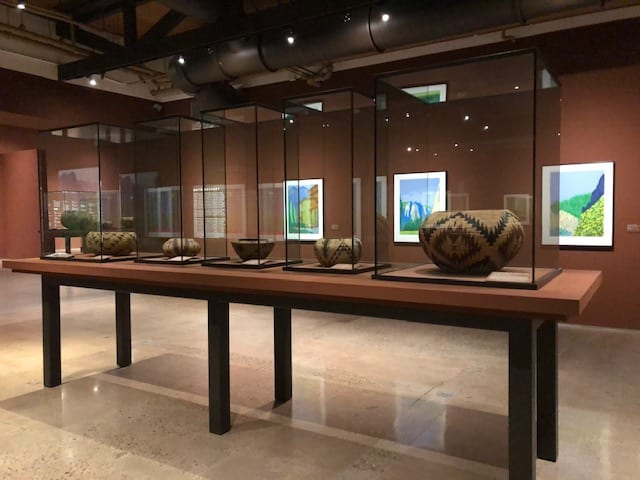 California Basket Weaving Heard Museum