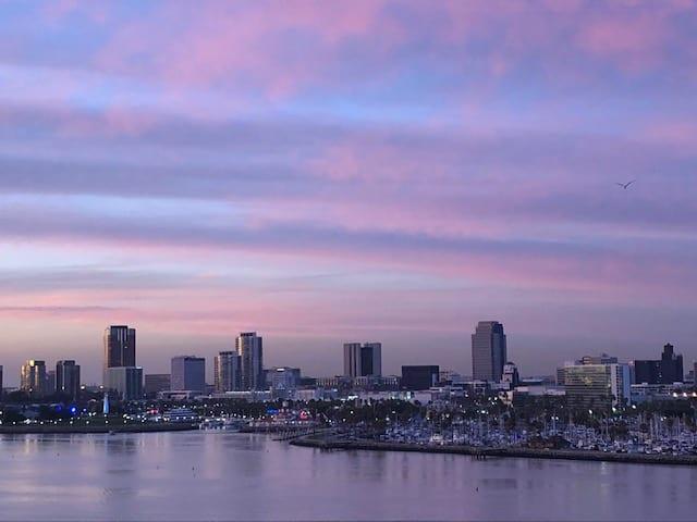 Sunset View Long Beach