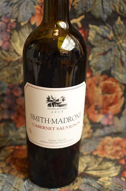 Smith-Madrone Cabernet Sauvignon