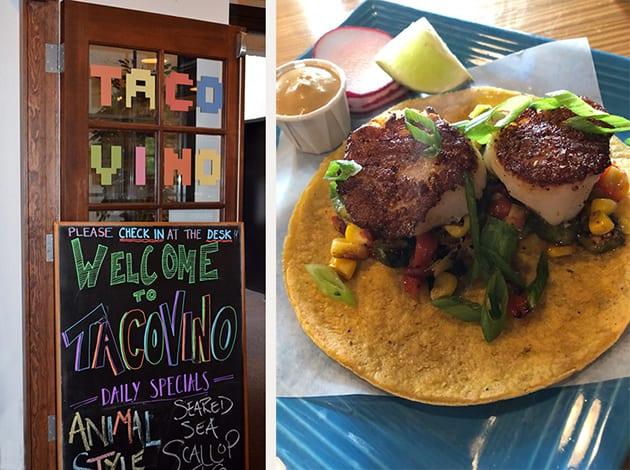 Taco Vino Corvallis