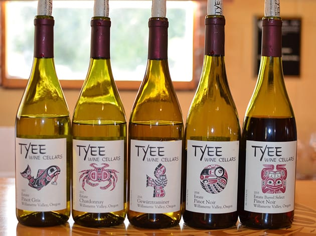 Willamette Valley Winery - Tyee Wines