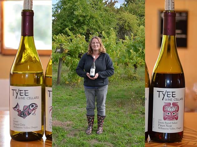 Tyee Winemaker Merrilee Buchanan Benson