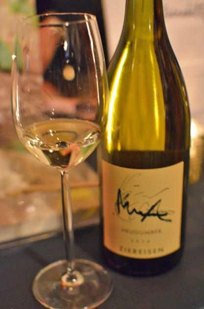 German Wine Ziereisen Heugumber Gutedel