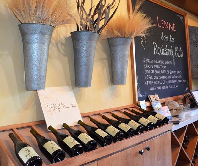 Lenne Oregon Pinot Noir, Yamhill-Carlton AVA