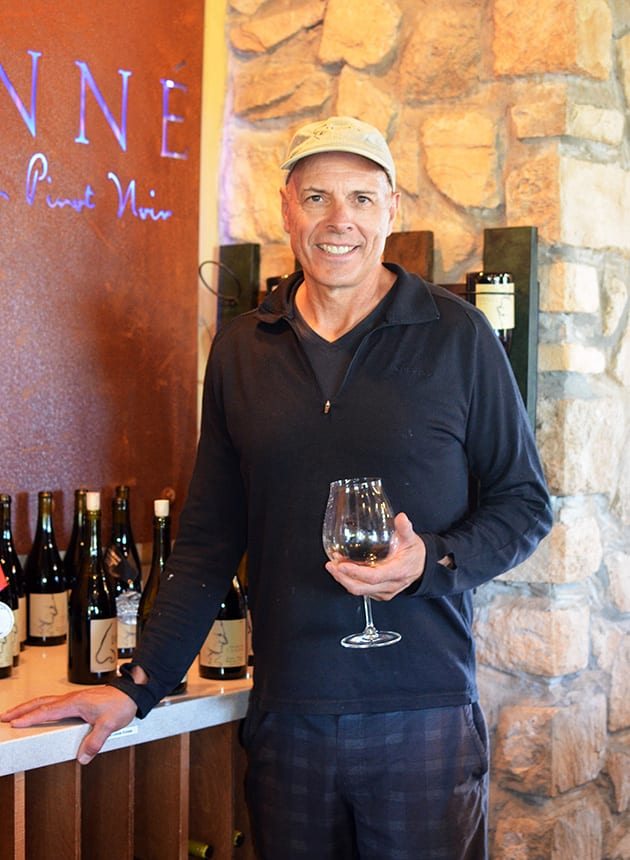 Steve Lutz, Owner, Lenne Estate