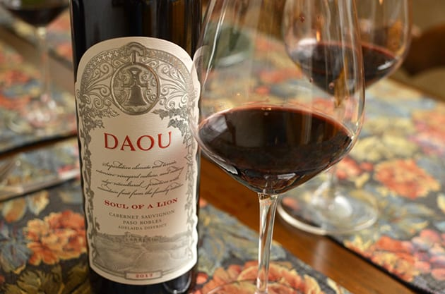 Daou Vineyards & Winery Soul of the Lion Cabernet Sauvignon