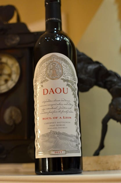 Daou Vineyards & Winery Soul of the Lion