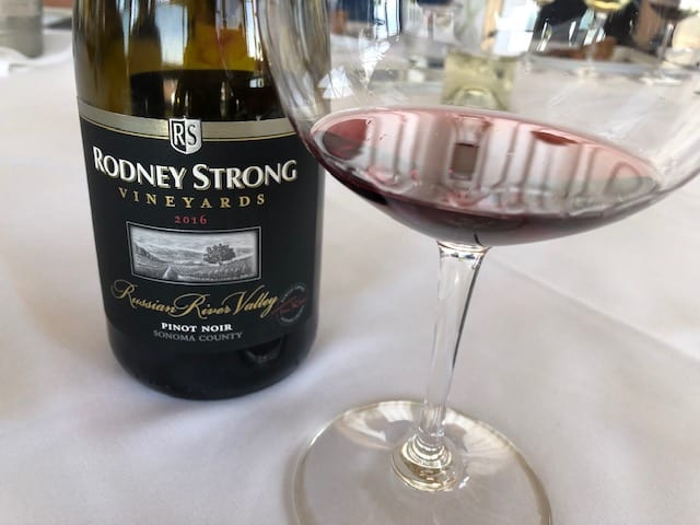 Rodney Strong Pinot Noir Russian River Valley
