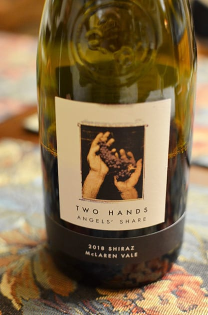 Two Hands Angels' Share