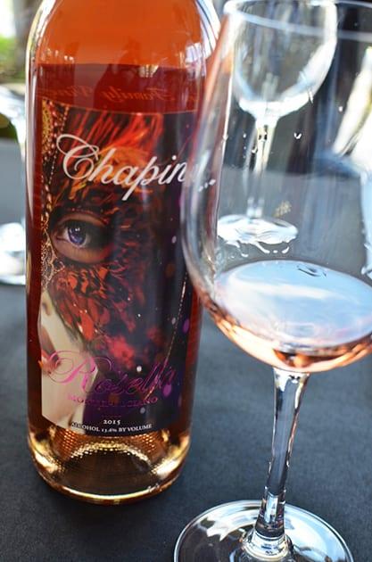 Chapin Family Vineyards Rosella