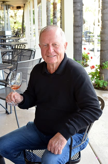 Steve Chapin, Owner Chapin Family Vineyards
