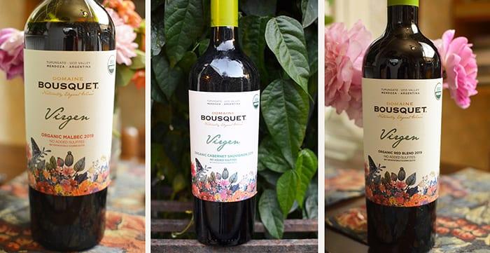 Domaine Bousquet Virgen Organic Wines