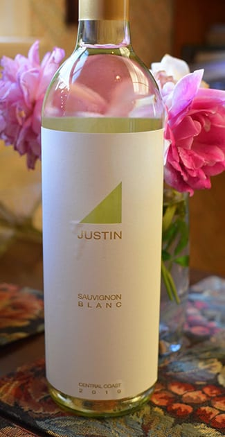JUSTIN Vineyards & Winery Sauvignon Blanc